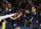 El PSG sufrió pero elimina al Lyon y pasa a semifinales