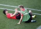 Tras la sanción, Tiago y Torres más cerca de la renovación
