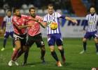 Berrocal es duda para Girona