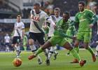 El Tottenham se divierte goleando al Sunderland