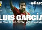 Luis García ficha por el Central Coast Mariners australiano