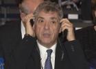 Villar pidió una rebaja antes de la sanción por petición atlética