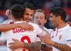 Kevin Gameiro, desencadenado, mete al Sevilla en Europa