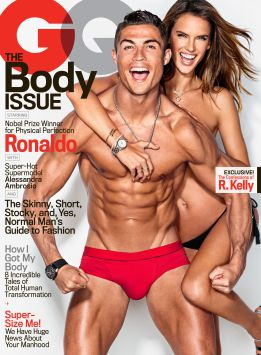 """Cristiano, portada de GQ: """"Tal vez, algún día juegue en EEUU"""""""