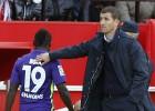 """Gracia: """"En el segundo gol del Sevilla hay un codazo a Boka"""""""