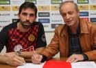 Oficial: Jordi Figueras ya es jugador del Eskisehirspor