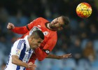 La Real perdona al final y el Deportivo continúa sin ganar