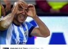 """El jeque se despide de Amrabat: """"Buena suerte en Watford"""""""