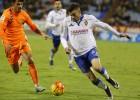 Pedro firma una victoria cortísima para el Zaragoza