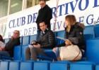 Emery volvió a Butarque para espiar al Mirandés, rival copero