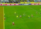 Griezmann estaba en línea en el segundo gol del Atlético