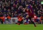 Posible falta previa de Suárez en el penalti de Gorka Iraizoz