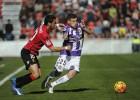 El Mallorca se hunde más y el Valladolid mira al playoff