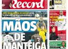 La prensa lusa carga contra Iker:
