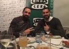 "Juanfran: ""Ojalá Simeone sea el Ferguson del Atlético"""