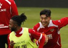 Lass saldría cedido del Rayo y Zhang sopesa volver a China