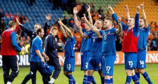 El 8% de la población de Islandia viajará a la Eurocopa