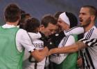 La Juve gana al Lazio gracias al ojo de halcón y pasa a semis