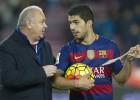 El TAD tampoco levantó la suspensión a Luis Suárez