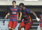 Dongou, del Barça B, primer fichaje invernal del Zaragoza