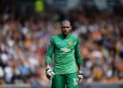 Valdés se despide del United, podría ir al Standard de Lieja