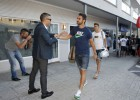El Atleti traspasó a Adrián al Oporto por 11 millones