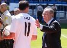 Inglaterra: choca que el Madrid se reservara decir el precio