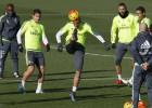 Zidane no da pistas de si James o Jesé suplirán a Bale