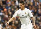 La afición blanca quiere a James en el once titular del Villamarín