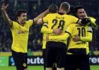 El Dortmund gana al Gladbach y se afianza como segundo