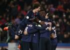 El PSG brilla ante el Angers