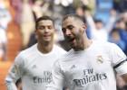 Benzema: más eficaz en Liga que Cristiano y Lewandowski