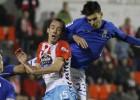 El Oviedo se deja dos puntos en su visita al Ángel Carro