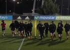 La colista Montenegro recibe a España, ya con Boquete