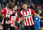 Héctor Moreno endereza al PSV lo mantiene en la lucha