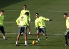 Betis sin gol y Madrid sin Bale
