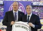 Florentino, a Benítez, según el Daily Mail: