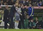 El Buitre dice que Carvajal tuvo fiebre y Zidane le contradice