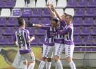 El Valladolid arrolla al Córdoba y le perdona la goleada