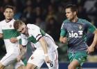 Un gol de Sergio León da otro zarpazo a la zona de ascenso