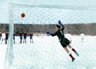 El Madrid sobrevive en el hielo de Belgrado (1956)