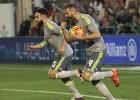 Benzema está en su mejor momento: un gol cada 69'