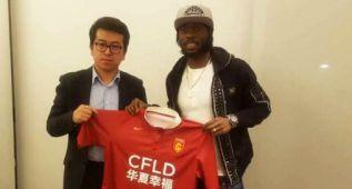 Gervinho se va al Hebei chino, un peligro menos para el Madrid