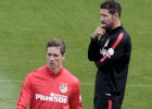 Simeone, sobre la renovación de Torres: