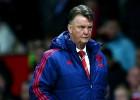 Louis Van Gaal podría salir del United esta misma semana