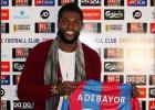 Adebayor firma con el Crystal Palace hasta fin de temporada