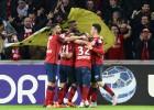 El Lille accede a la final de tras darse un festín goleador
