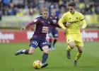 El Sevilla ata a Keko y seguirá cedido en Eibar hasta junio