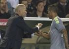 Zinedine Zidane sorprendió con Danilo y tuvo que recular