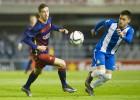 El Espanyol denuncia cánticos en el Mini en el derbi de filiales